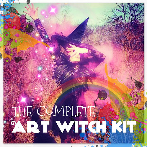 Complete Art Witch Kit