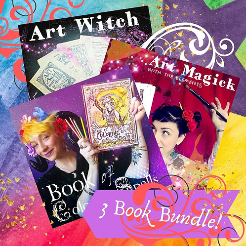 Art Witching Book Bundle