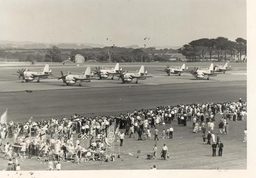 Air Display Culdrose 1963