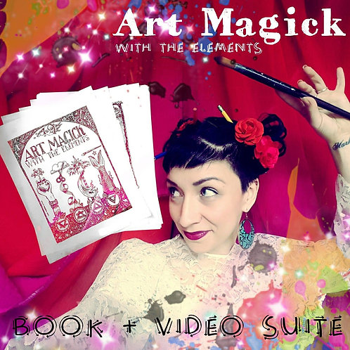 Art Magick with The Elements