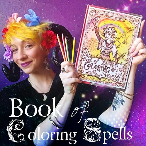Book of Coloring Spells