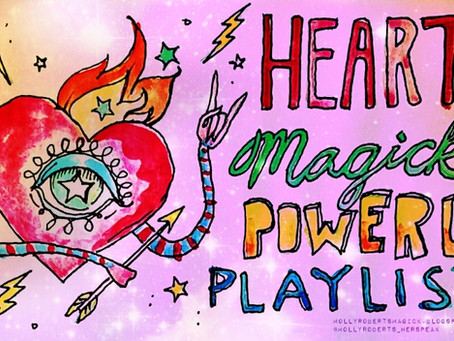 Heart Magick Power Up Playlist