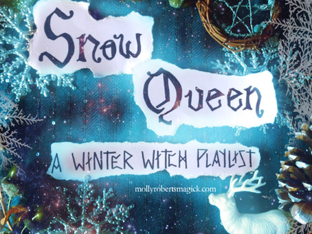 Snow Queen: A Winter Witch Playlist