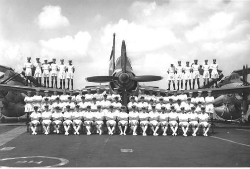 849B HMS HERMES 1962