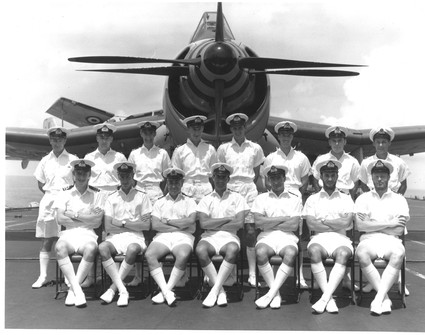 849B HMS VICTORIOUS 1961