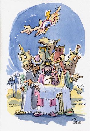 849 NAS Christmas Card 2006