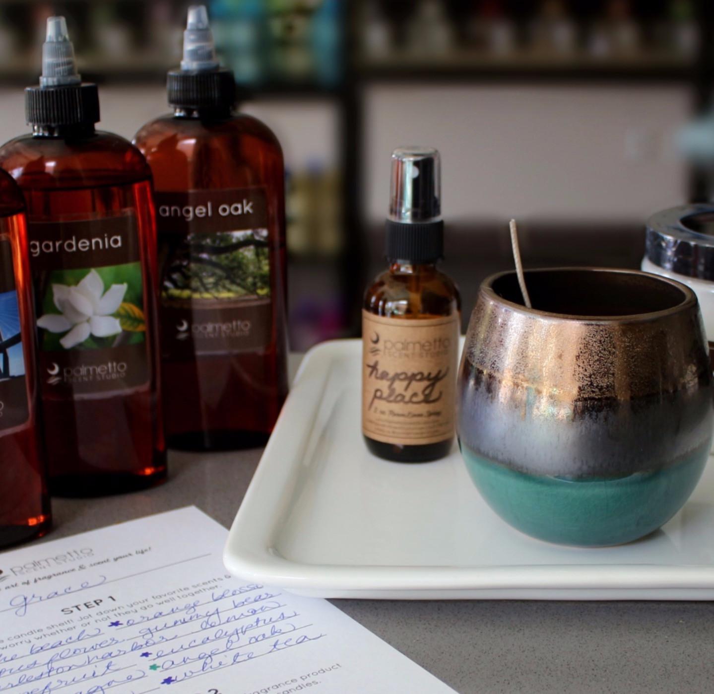 Freshfields Fragrance Bar Appointment