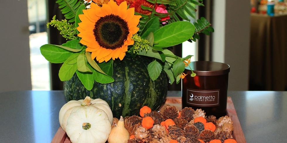 Pumpkins & Pours 10/21/18