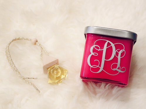 pink mimosa package
