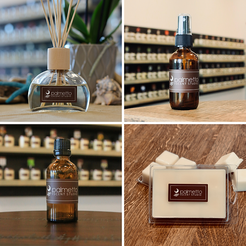 custom home fragrance