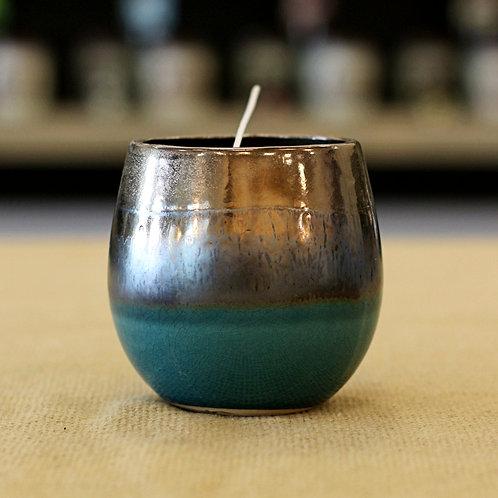 custom candle pots