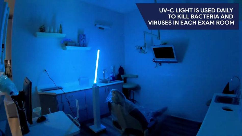 UV-C Light