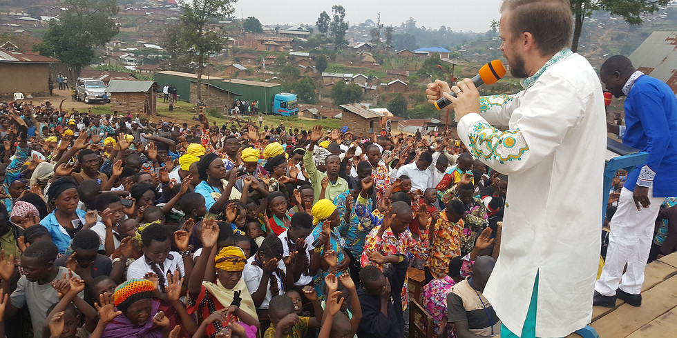 Burundi Crusade