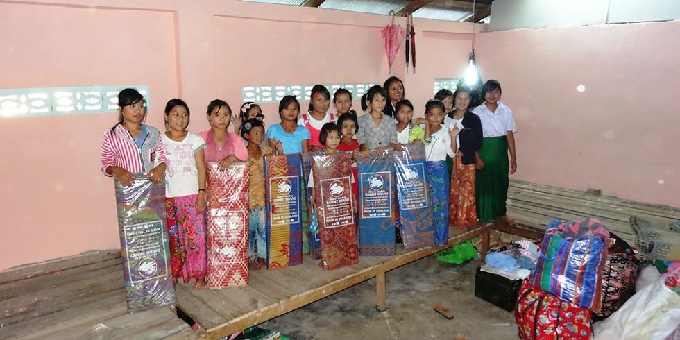 Myanmar Trip!