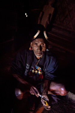 Head hunters - Nagaland