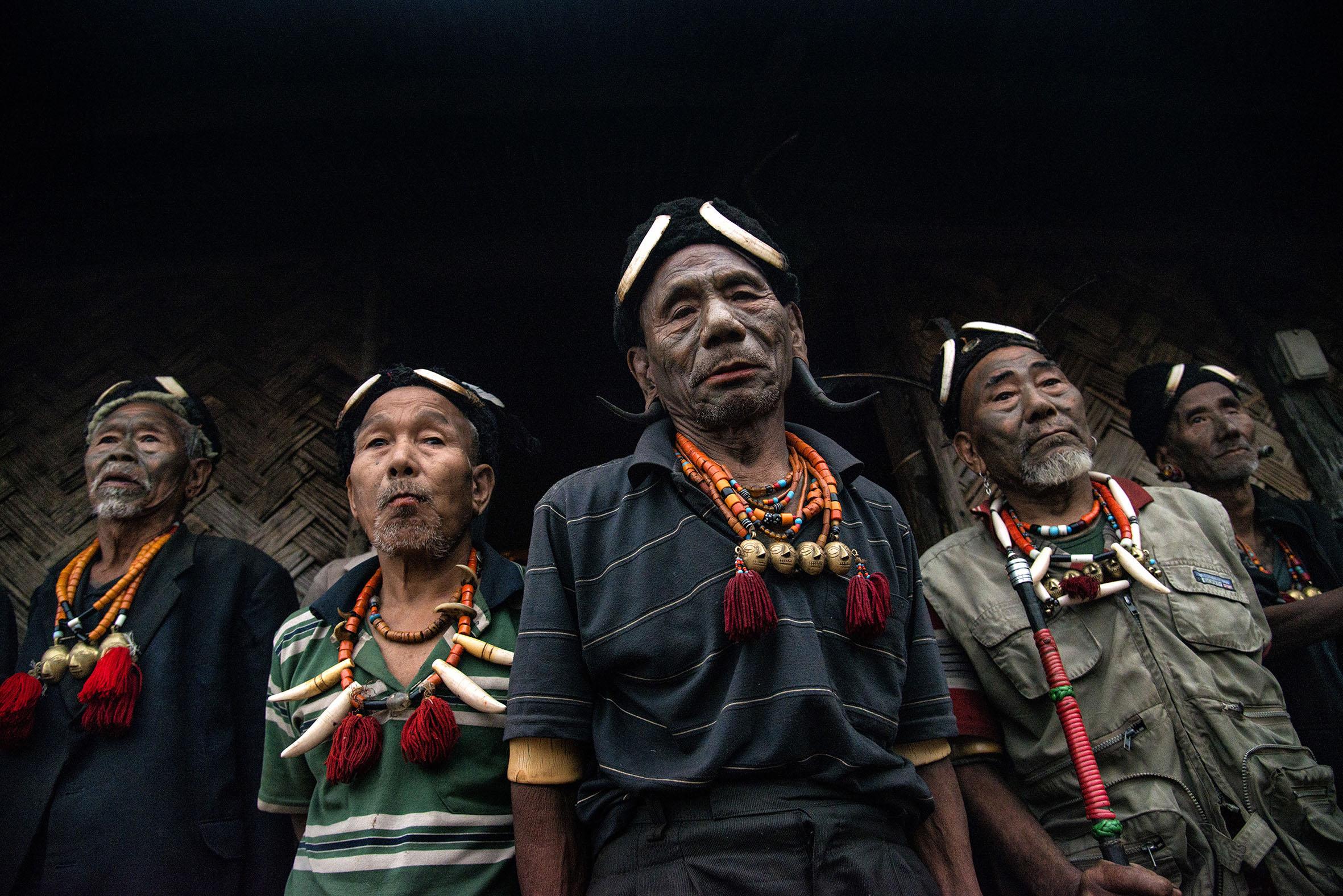 Head Hunters Nagaland