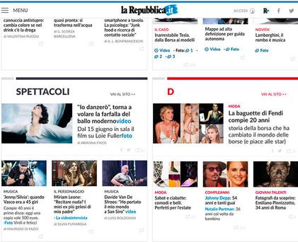 Unusual Visions  Emiliano Pinnizzotto La Repubblica