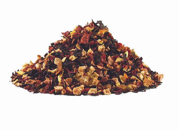 Maracuja/Orange; aromatisierte Früchteteemischung; 520102