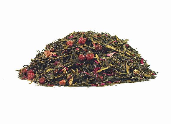 Roter Beerentraum; aromatisierte Grünteemischung; 518838