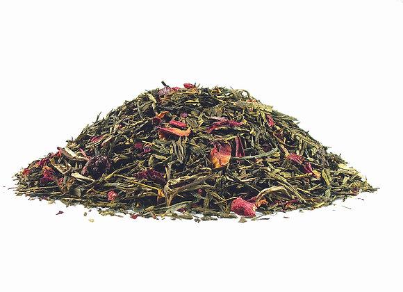 Green Garden; aromatisierte Grünteemischung; 518776