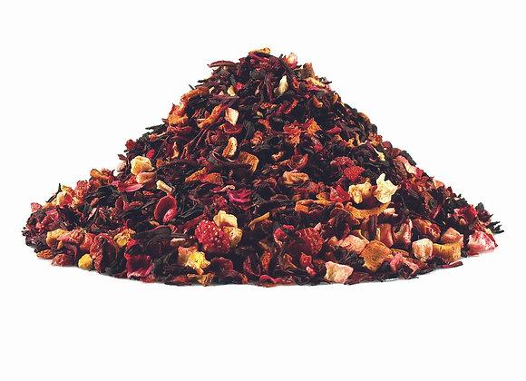 Erdbeere/Sahne; aromatisierte Früchteteemischung; 520105