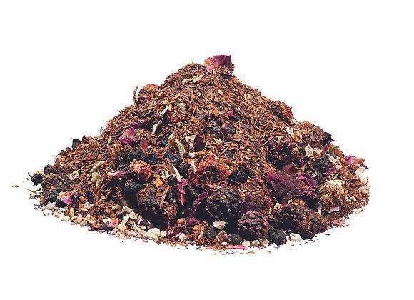 Obstgarten; aromatisierte Rooibosmischung; 525191