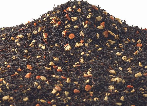 Türkischer Honig/Weißer Nougat; aromatisierte Schwarzteemischung; 518016