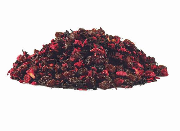 Rote Grütze Superior; aromatisierte Früchteteemischung; 520133