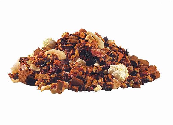 Knuspertraum; aromatisierte Früchteteemischung; 520158