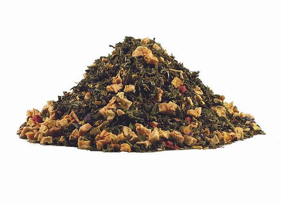 Abendtee; aromatisierte Kräuterteemischung; 523207