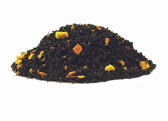 Sweet Orange mit Schalen; aromatisierte Schwarzteemischung; 518843