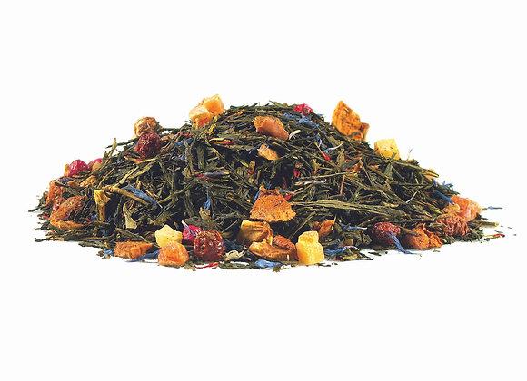 Anastasia; aromatisierte Grüntee-/Früchteteemischung; 518814