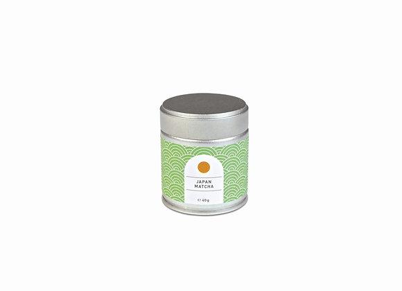 Japan Matcha Kagoshima; grüner Tee, Dose à 40 g; 516601