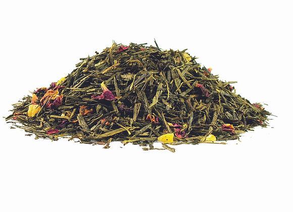 Grüne Birne; aromatisierte Grünteemischung; 518795