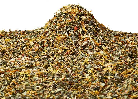Kurkuma/Ananas; natürlich aromatisierte Gewürzteemischung; 523360