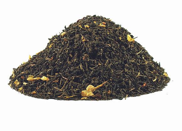 China Jasmin mit Blüten; grüner Tee; 514150