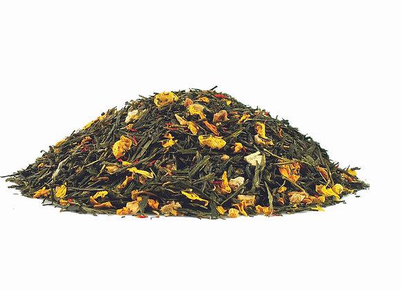 Tropical Green; aromatisierte Grünteemischung; 518777