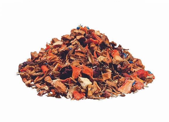 Rhabarberträumchen; aromatisierte Früchteteemischung; 520198