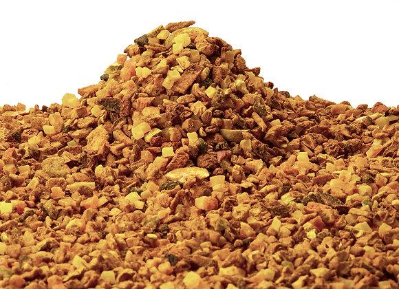 Kurkuma liebt Mango; aromatisierte Früchteteemischung; 520370