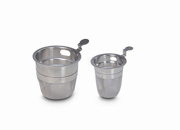 "Tee-Sieb ""Korb"", Ø 4,3 x 5,5 cm; 536205"