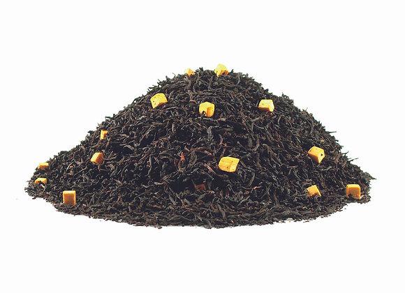 Karamell; aromatisierte Schwarzteemischung; 518429