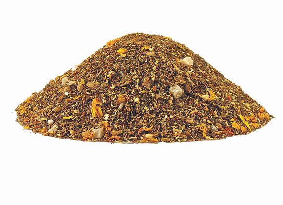 Ananas/Ingwer; aromatisierte grüne Rooibosmischung; 525334