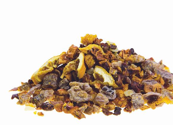 Ingwer/Mandarine; aromatisierte Früchteteemischung; 520192