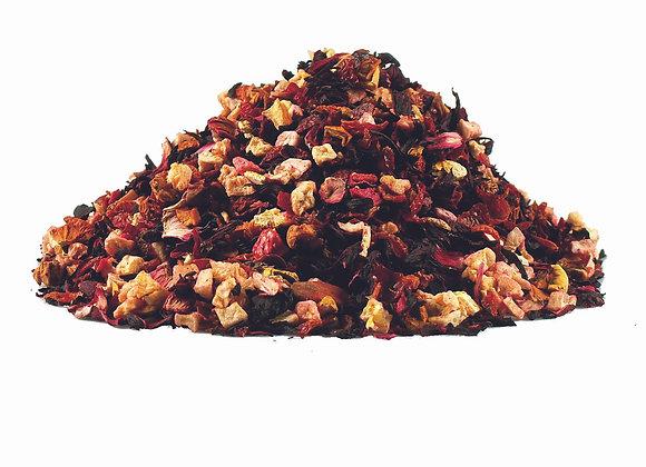 Erdbeere/Himbeere; aromatisierte Früchteteemischung; 520131
