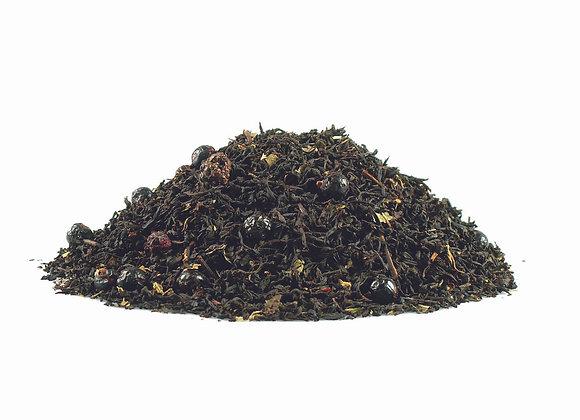 Black Currant; aromatisierte Schwarzteemischung; 518713