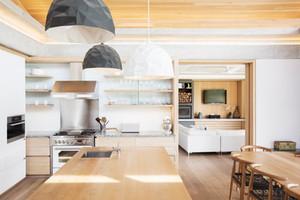 Zen Kitchen by Hanoi Designs