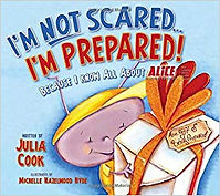 I'm Not Scared..I'm Prepared! Book Cover