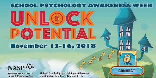 School Psychology Awareness Week