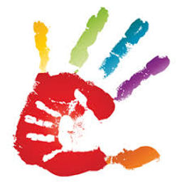 Little Hand inside Large Hand Clipart