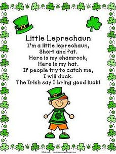 Little Leprechaun Poem